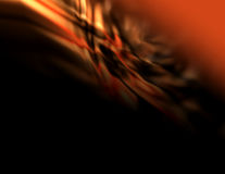 Abstraction fiery background Royalty Free Stock Images