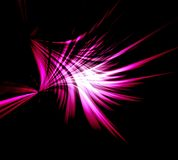 Abstraction flash Royalty Free Stock Photo