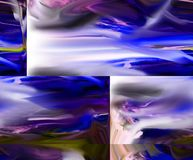 Abstraction. Graphic arts. Painting. Abstract. Art royalty free stock photos