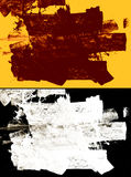 Abstraction Grunge banner backgrounds Royalty Free Stock Image