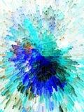 Abstraction Intérieur dessin Peinture Résumé Art illustration Conception Illustration de Vecteur