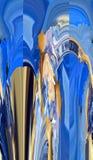 Abstraction Intérieur dessin Peinture Résumé Art illustration Conception Illustration Libre de Droits
