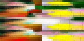 Abstraction Les industries graphiques Peinture Résumé Art Illustration Stock