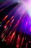 Abstraction of light Royalty Free Stock Photos