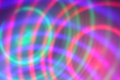 Abstraction lights Royalty Free Stock Photos