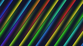 Abstraction  lines Stock Image