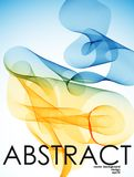 Abstraction, a mirage in the desert Royalty Free Stock Photography