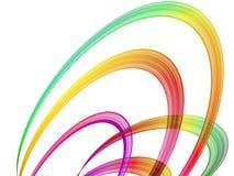 Abstraction multicolore Photo libre de droits
