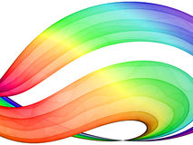Abstraction multicolore Images libres de droits
