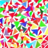Abstraction multicolore Image libre de droits