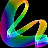 Abstraction multicolore illustration stock