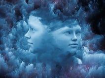Abstraction rêveuse Images libres de droits