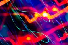 Abstraction, rainbow stock photo