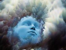 Abstraction rêveuse Photos libres de droits