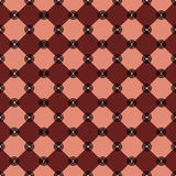 Abstraction.seamless pattern with a  tracery and diamond pattern. Seamless pattern with a  tracery and diamond pattern Stock Photo