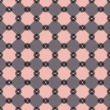 Abstraction.seamless pattern with a tracery and diamond pattern. Seamless pattern with a tracery and diamond pattern Royalty Free Illustration