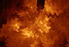 Abstraction smoky background Stock Photo