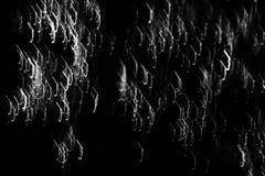 Abstraction sur un fond noir E Texture photos libres de droits