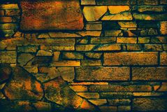 Abstraction texture street background stock photography