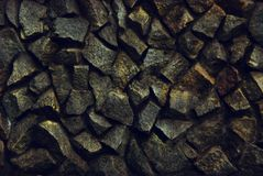 Abstraction texture street background Royalty Free Stock Photo