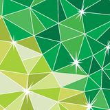 Abstraction. Vector image. Abstraction. Background of triangles card. Vector image Stock Image