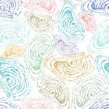 Abstraction. Vector seamless background. Classic Royalty Free Stock Image