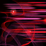 Abstraction vibrant design with net royalty free stock photo