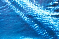 Abstraction white with blue royalty free stock photo