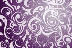 Abstraction With Swirls Royalty Free Stock Image