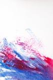 Abstractionism kreativitet, modern konstmålning Royaltyfri Bild