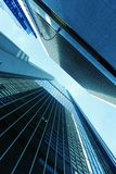 Estratto dei grattacieli Immagini Stock Libere da Diritti