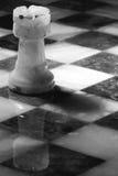 abstractorn i schackbräde Royaltyfri Fotografi