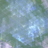 Abstracts background. With transparent rectangular shapes as conceptual metaphor for modern technology, science and business Stock Image