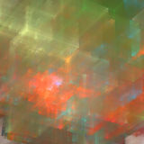 Abstracts background. With transparent rectangular shapes as conceptual metaphor for modern technology, science and business Royalty Free Stock Photos