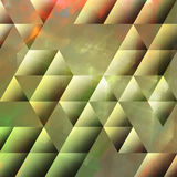 Abstracts background with transparent rectangular Stock Photos