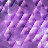 Abstracts background with transparent rectangular. Shapes as conceptual metaphor for modern technology, science and business Stock Photo