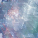 Abstracts background. With transparent rectangular shapes as conceptual metaphor for modern technology, science and business Stock Photo