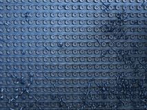 Abstracts blue background Royalty Free Stock Photography