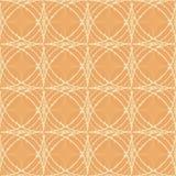 Abstracty sömlös modell Den orange färgen Pastellfärgade skuggor Arkivfoto