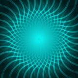 Abstraia a espiral Fotografia de Stock Royalty Free