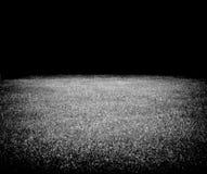 Abstraia a grama no preto Imagens de Stock