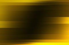 Abstraia linhas amarelas fundo Foto de Stock