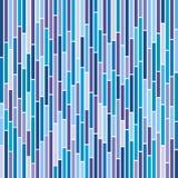 Abstraia listras em cores frescas Fotografia de Stock Royalty Free