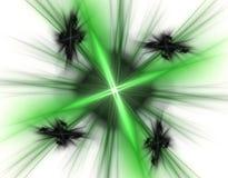 Abstraia o fractal Imagem de Stock