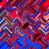 Abstraia o fundo 3D Foto de Stock Royalty Free