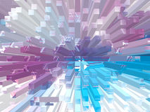 abstraia o fundo Imagens de Stock