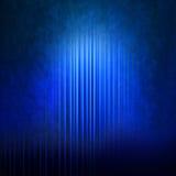 Abstraia o fundo azul ilustração stock