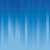 Abstraia o fundo claro azul - Tileable Imagem de Stock Royalty Free
