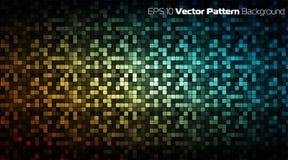 Abstraia o fundo colorido ilustração do vetor