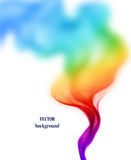 abstraia o fundo colorido Vetor eps10 Imagem de Stock